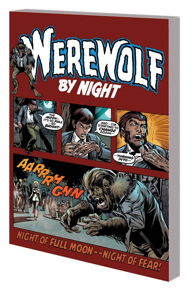 Werewolf by Night Vol. 1 (Complete Collection)