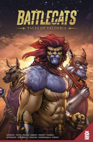 Battlecats: Tales of Valderia Vol. 1