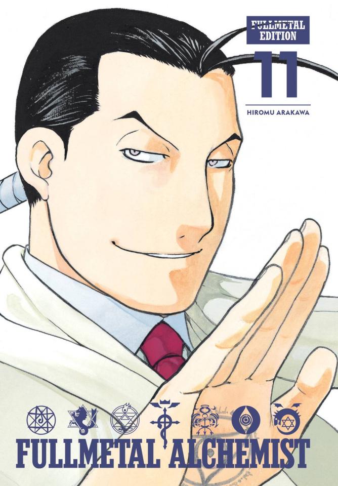 Fullmetal Alchemist Vol. 11 (Fullmetal Edition)