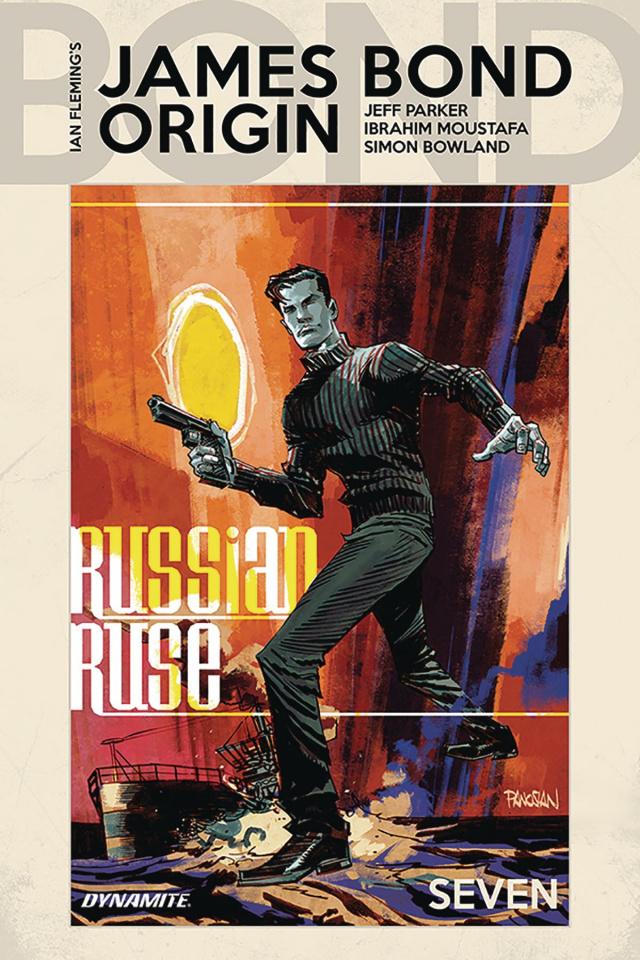 James Bond: Origin #7 (Panosian Cover)