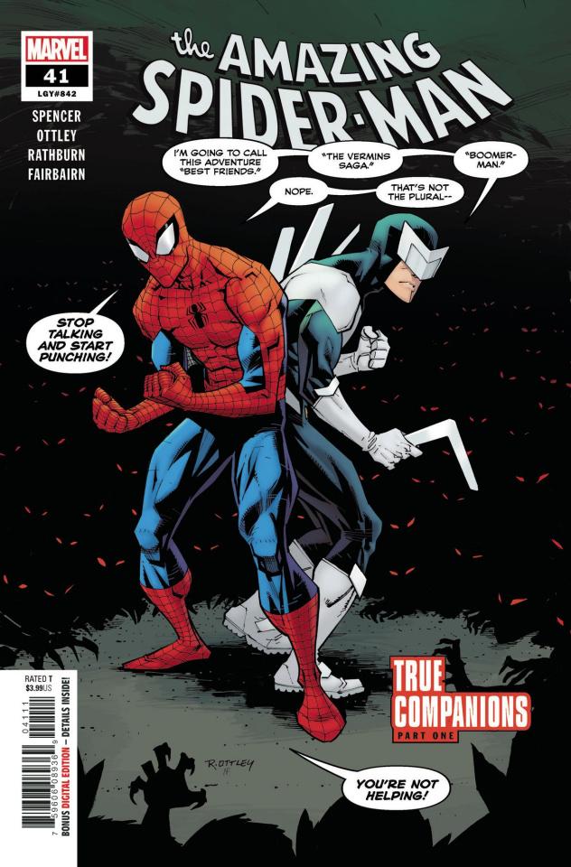 The Amazing Spider-Man #41: 2099