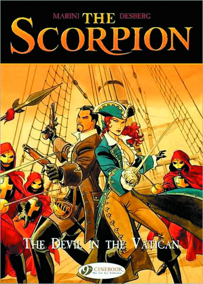 The Scorpion Vol. 2: The Devil in Vatican