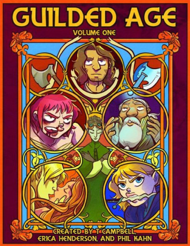 Guilded Age Vol. 1