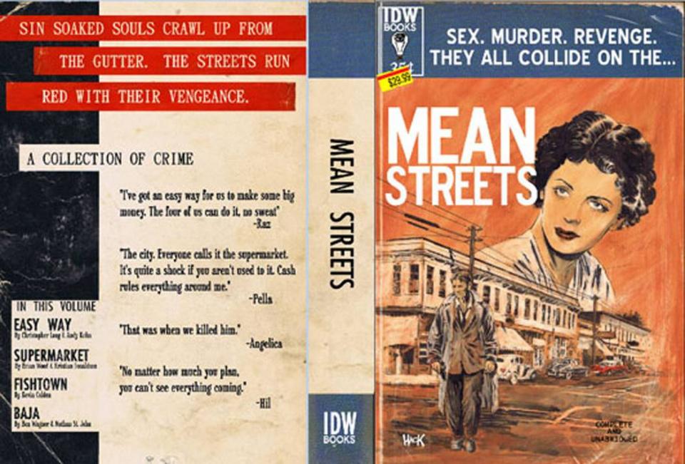 Mean Streets: Crime Anthology