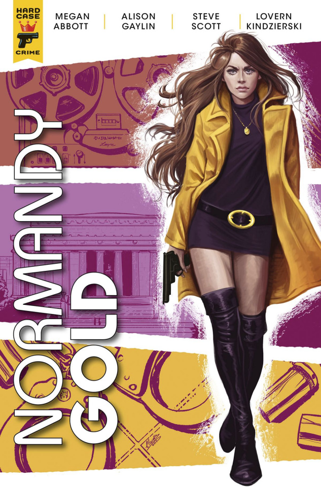 Normandy Gold #3 (Iannicello Cover)
