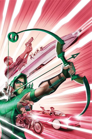 Green Arrow #11