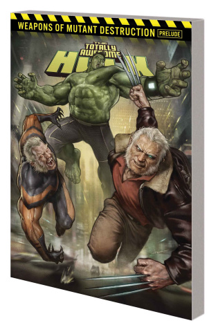 Totally Awesome Hulk Vol. 4