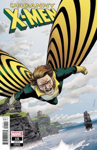 Uncanny X-Men #15 (Shalvey Character Cover)