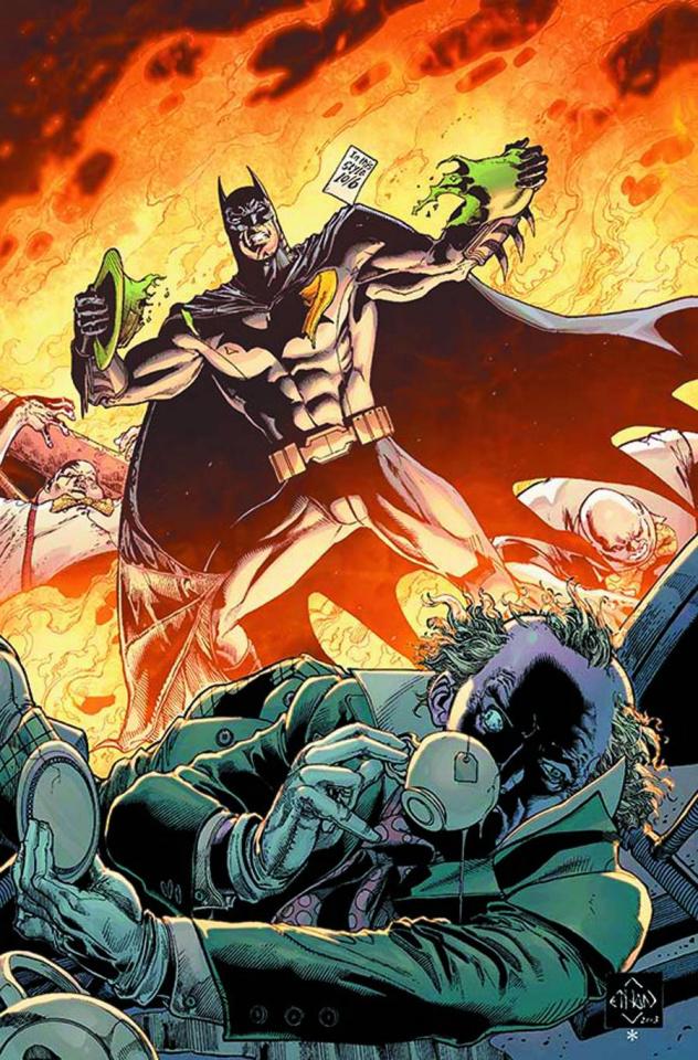 Batman: The Dark Knight #21