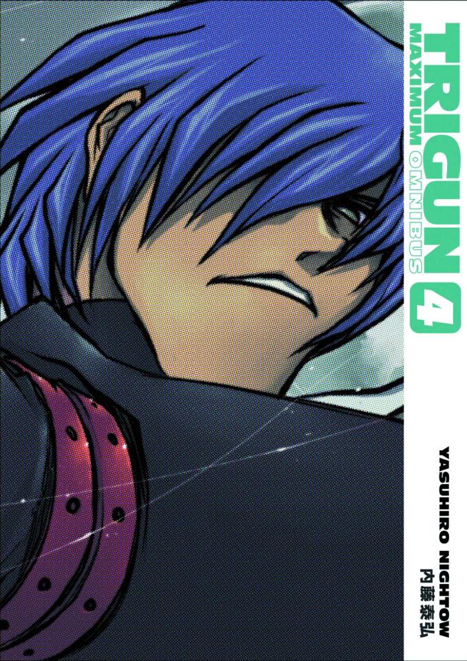 Trigun: Maximum Omnibus Vol. 4