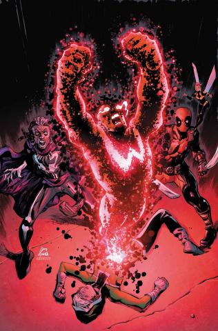 Uncanny Avengers #23