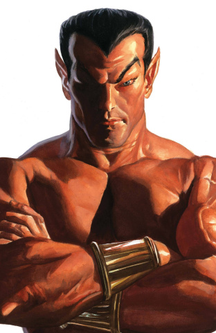 Empyre Fallout: Fantastic Four #1 (Alex Ross Timeless Cover)