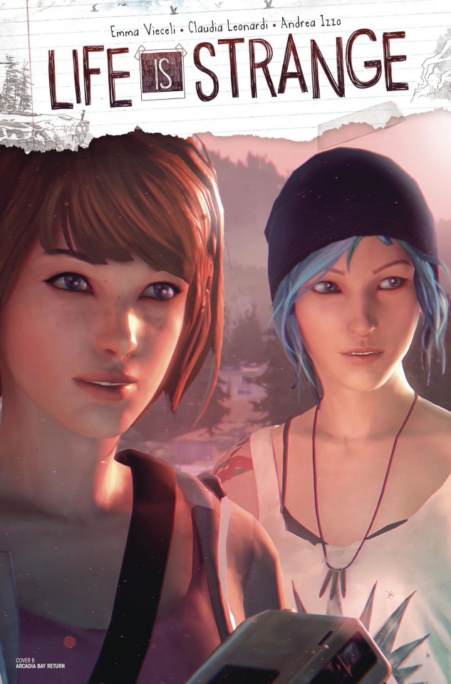 Life is Strange #2 (Game Art Cover)