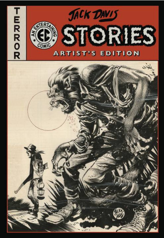 Jack Davis: EC Stories Artist Edition