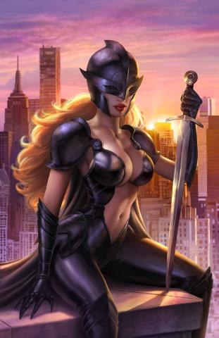 Grimm Spotlight: Black Knight vs. the Lord of Flies #1 (Khamu Cover)