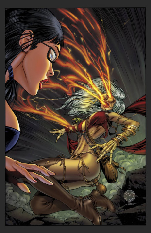 Grimm Fairy Tales #95 (Mychaels Cover)