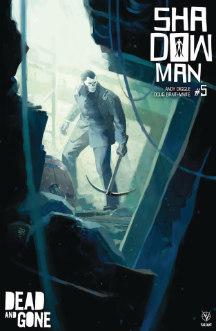 Shadowman #5 (Zonjic Cover)