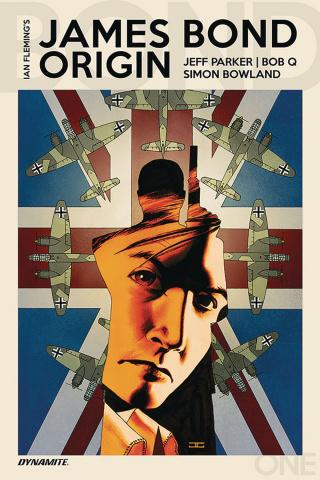 James Bond: Origin #1 (Cassaday Cover)