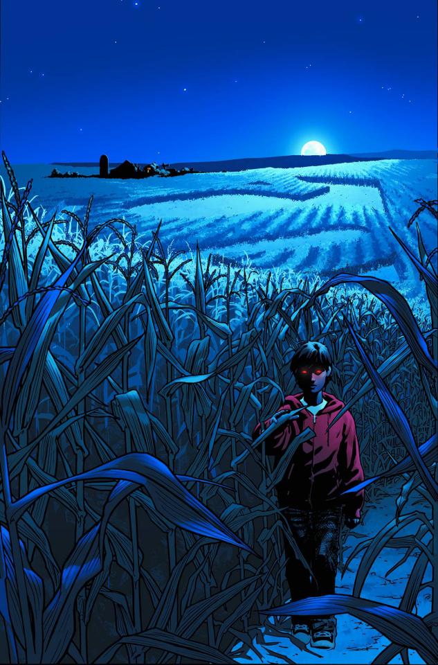 Superman: American Alien #1