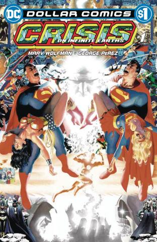 Crisis on Infinite Earths #1 (Dollar Comics)