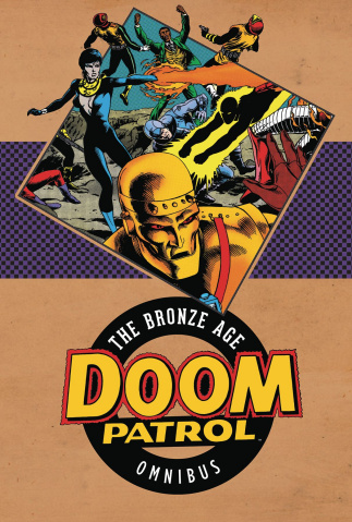 Doom Patrol: The Bronze Age (Omnibus)
