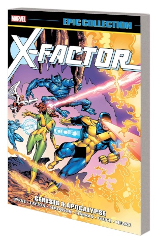 X-Factor: Genesis and Apocalypse