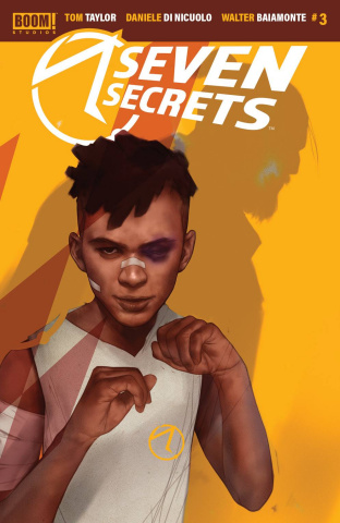 Seven Secrets #3 (Secret Cover)