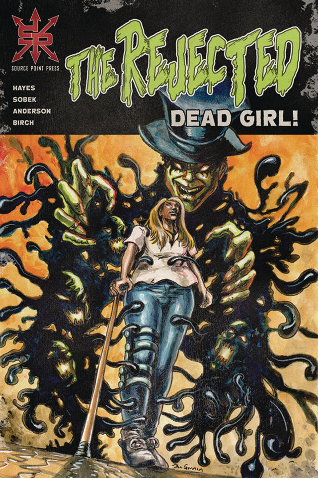 The Rejected Dead Girl!