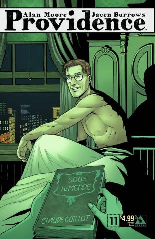 Providence #11 (Portrait Cover)