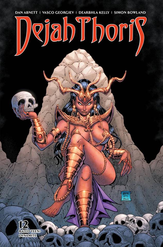 Dejah Thoris #12 (Robson Cover)