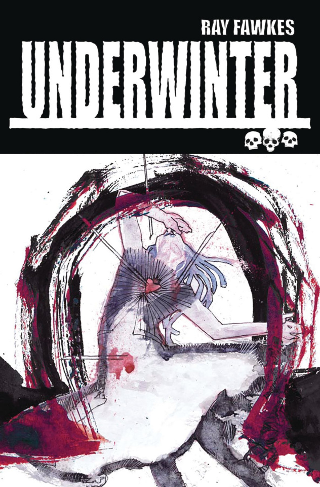 Underwinter #6 (Fawkes Cover)