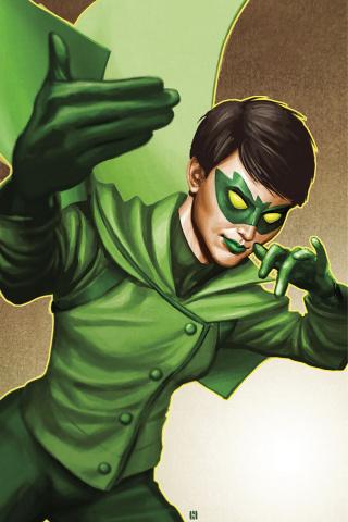 Green Hornet #1 (10 Copy Choi Virgin Cover)