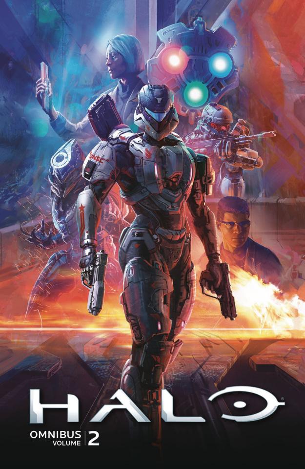 Halo Vol. 2 (Omnibus)