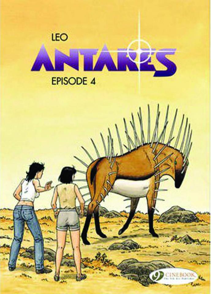 Antares Episode 4