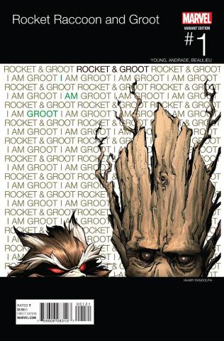 Rocket Raccoon and Groot #1 (Randolph Hip Hop Cover)
