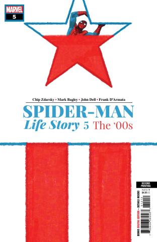 Spider-Man: Life Story #5 (Zdarsky 2nd Printing)