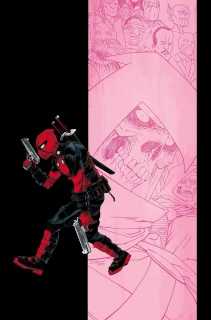 Deadpool and the Mercs For Money #3