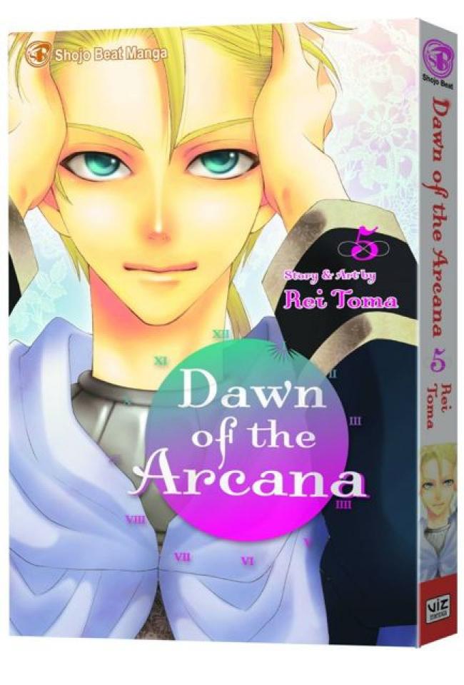 Dawn of the Arcana Vol. 5