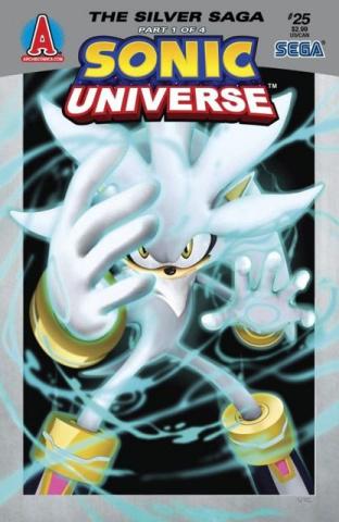 Sonic Universe #25