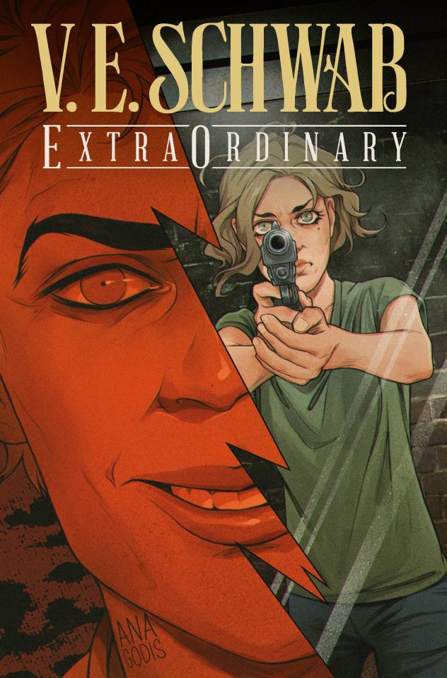 ExtraOrdinary #4 (Godis Cover)