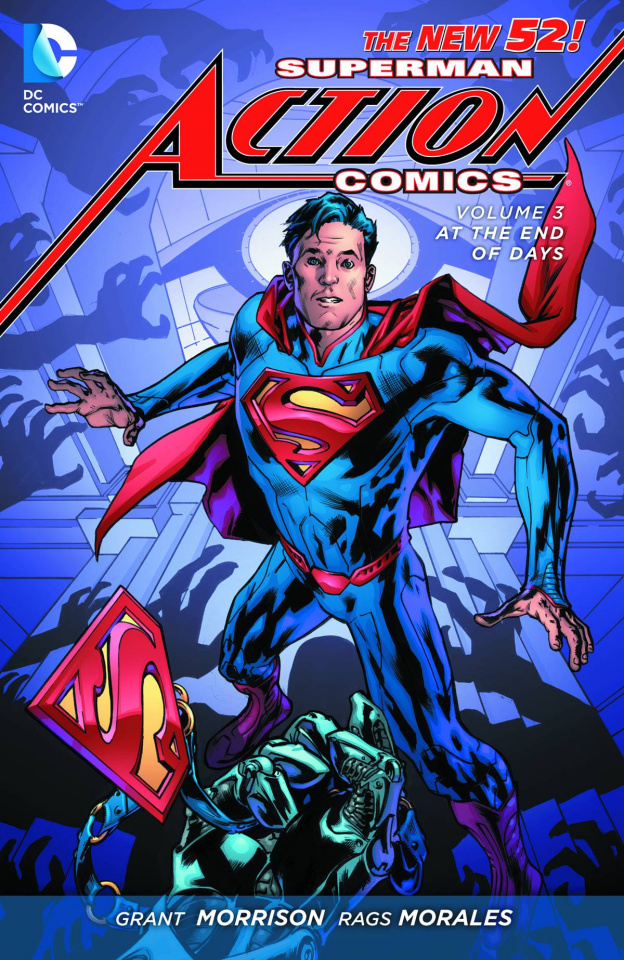 Action Comics Vol. 3: End of Days