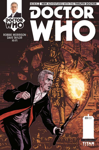 Doctor Who: New Adventures with the Twelfth Doctor #3