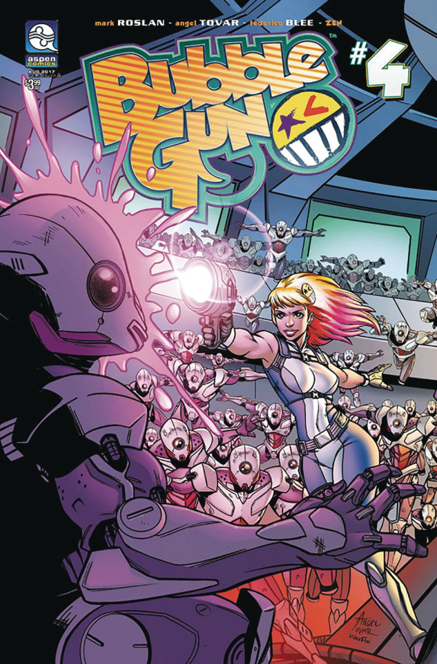 BubbleGun #4 (Cover A)