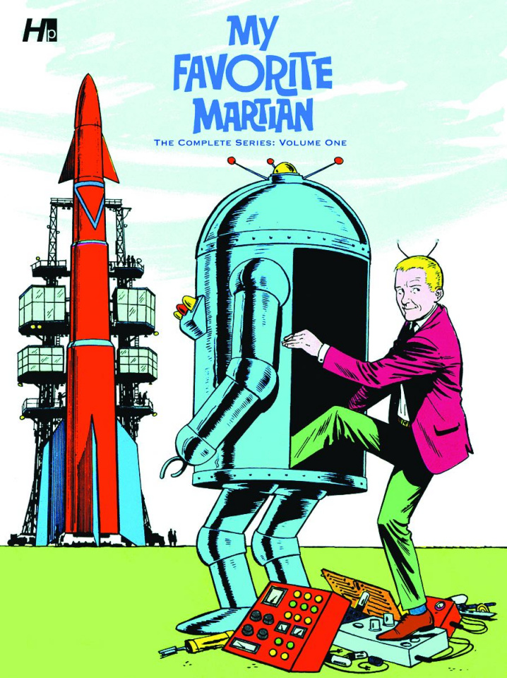 My Favorite Martian Vol. 1