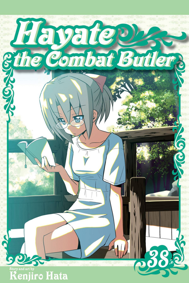 Hayate: The Combat Butler Vol. 38