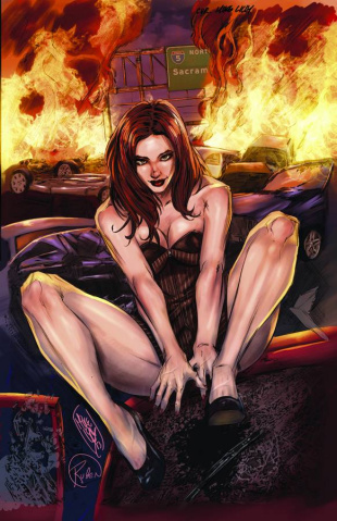 Grimm Fairy Tales: No Tomorrow #2 (Lilly Cover)