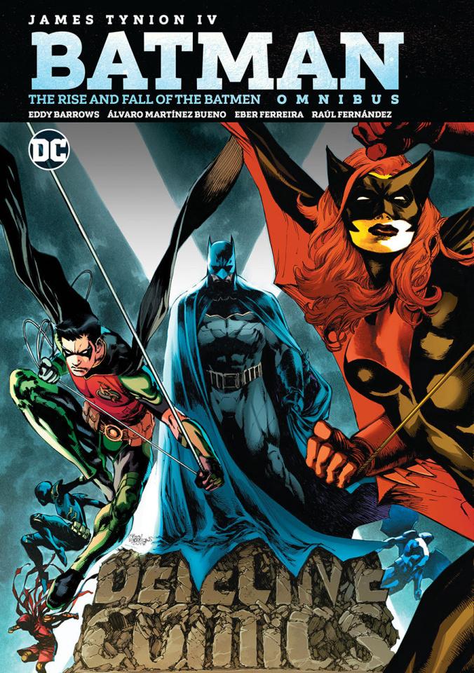 Batman: The Rise and Fall of the Batmen (Omnibus)