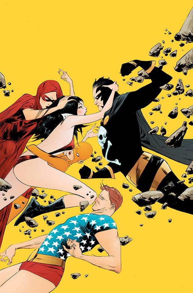 Vampirella: The Dark Powers #4 (Lee Virgin Cover)