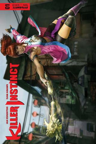 Killer Instinct #1 (Adams Cover)