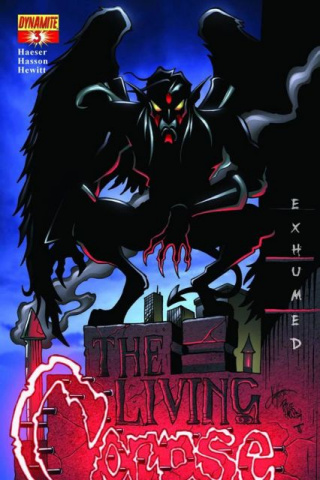 The Living Corpse: Exhumed #3